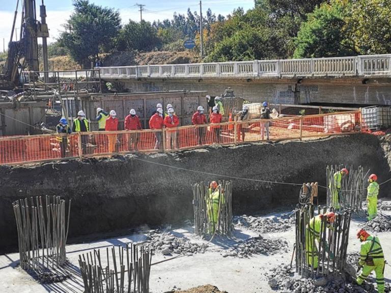 Conexión Biobío-Araucanía: avanzan obras de la Ruta Nahuelbuta